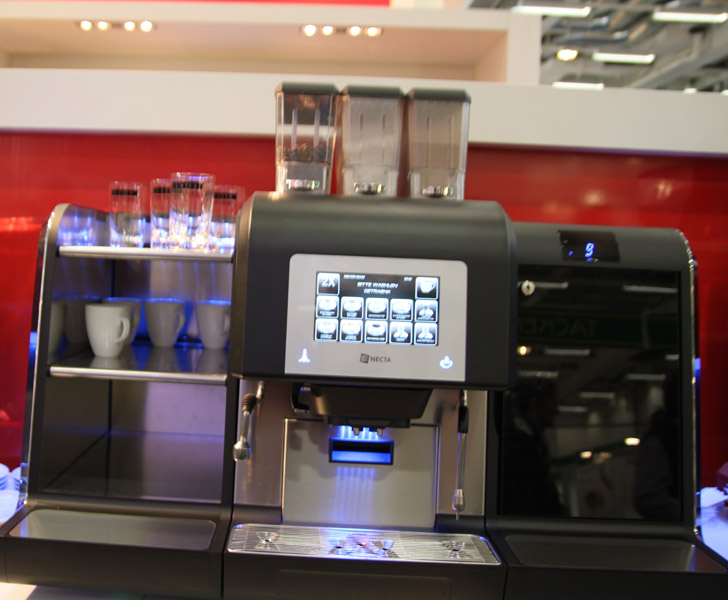 Kaffeemaschine vollautomat gastronomie
